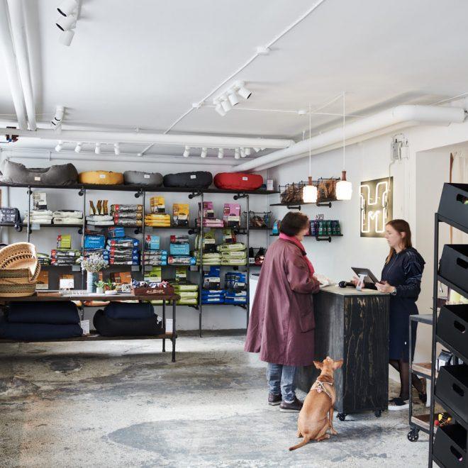 Hunni hundebutik christianshavn koebenhavn