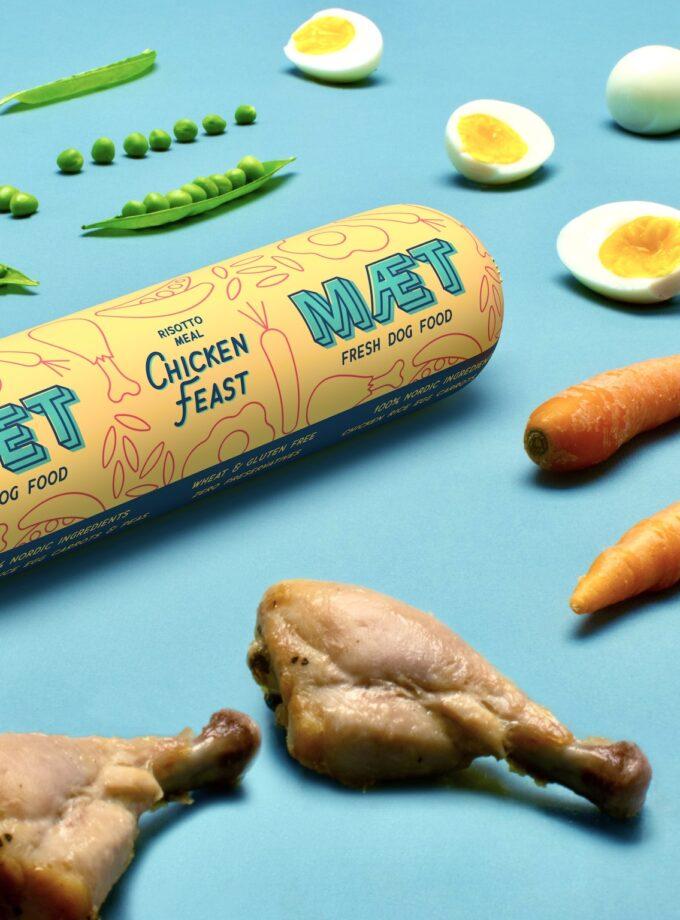 chicken feast ingredients maet tall