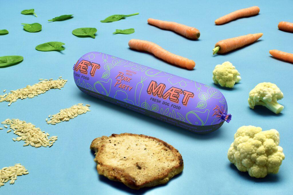 Allergifoder til hunde. Allergivenligt hundefoder.