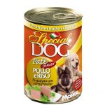 special dog pate junior with chicken rice 400g dog wet food